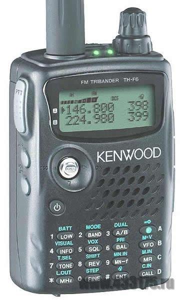 Радиостанции • Kenwood Electronics Russia