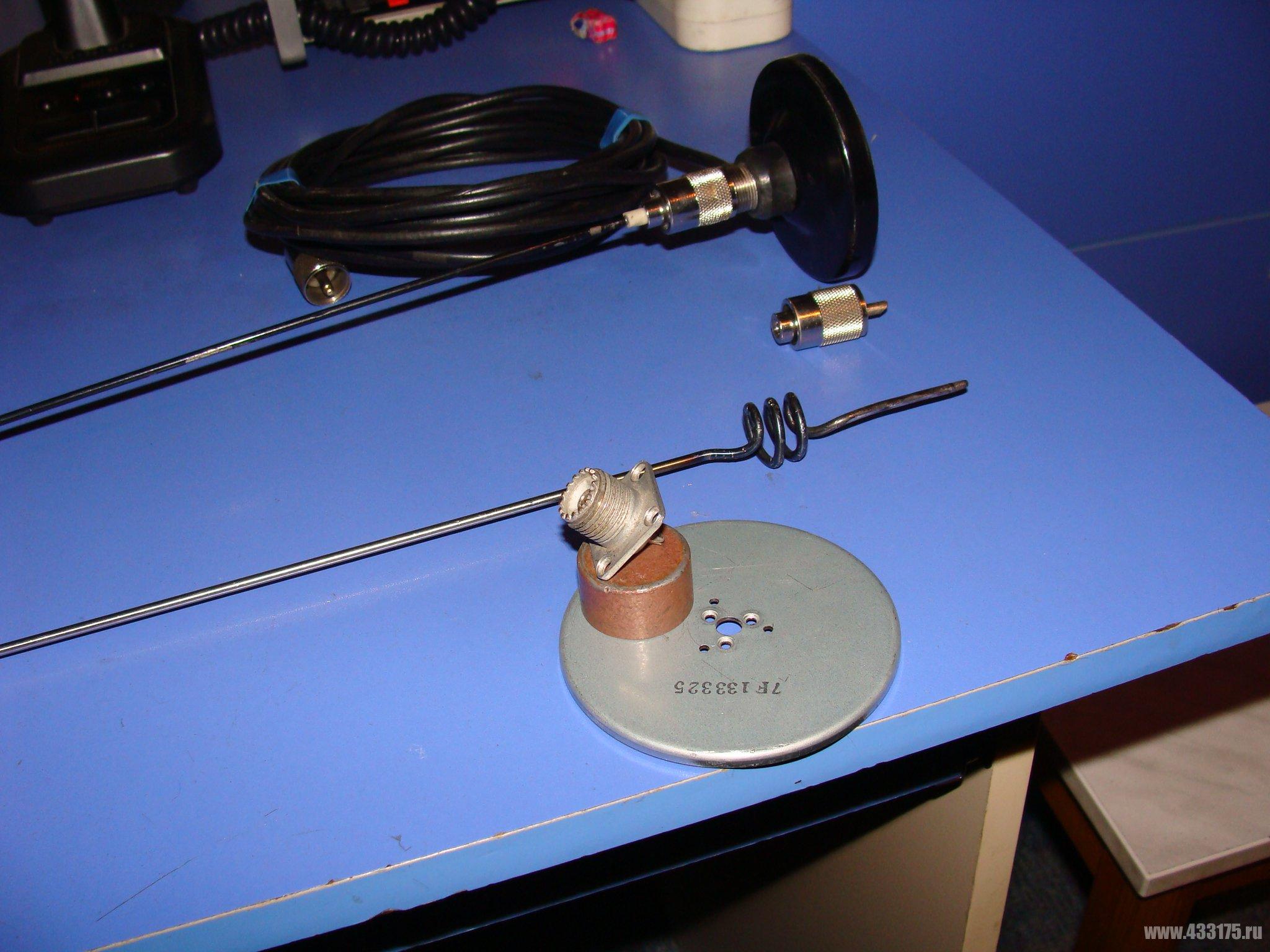 Антенна из магнитных дисков своими руками 84