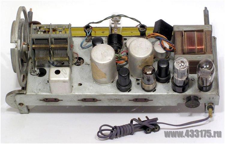 Радиоприемник Балтика-52