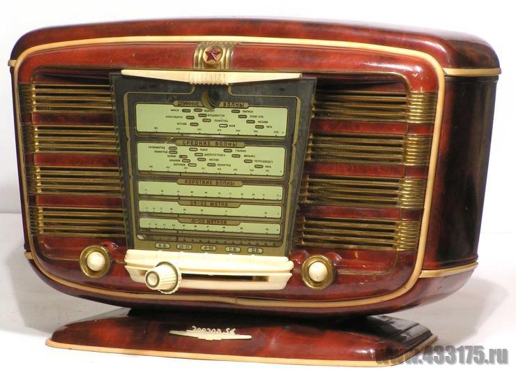 """Настольный радиоприемник """""""